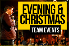 Cheltenham Christmas and Staff Party Events