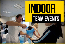 London Indoor Team Building