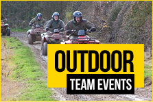 Cheltenham Outdoor Team Building