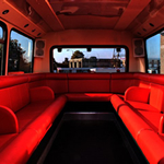 London Corporate Party Bus